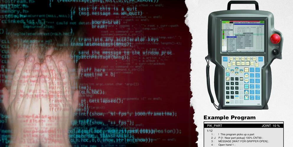 Iai Intelligent Actuator Ia T Ih Robot Teach Pendant Programming Hmi